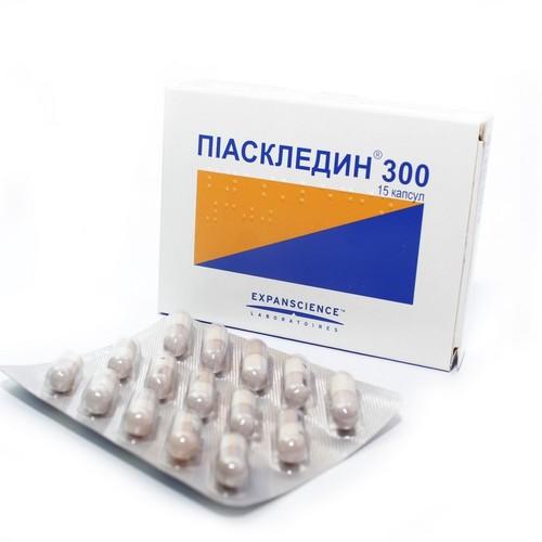 ПІАСКЛЕДИН 300 КАПС. №15 - фото 1 | Сеть аптек Viridis