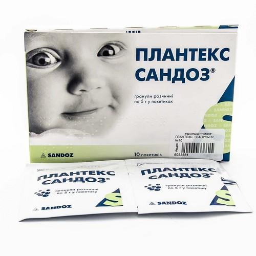 ПЛАНТЕКС  ГРАНУЛЫ 5Г №10 купить в Киеве