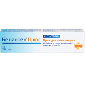 БЕПАНТЕН ПЛЮС КРЕМ 5% 30Г