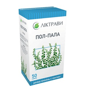 ПОЛ-ПАЛА ТРАВА 40Г