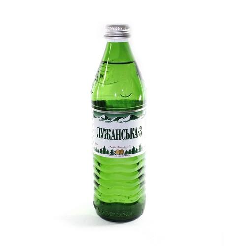 ПОЛЯНА ЛУЖАНСЬКА мін. вода 0,5л (скло) купити в Славутиче