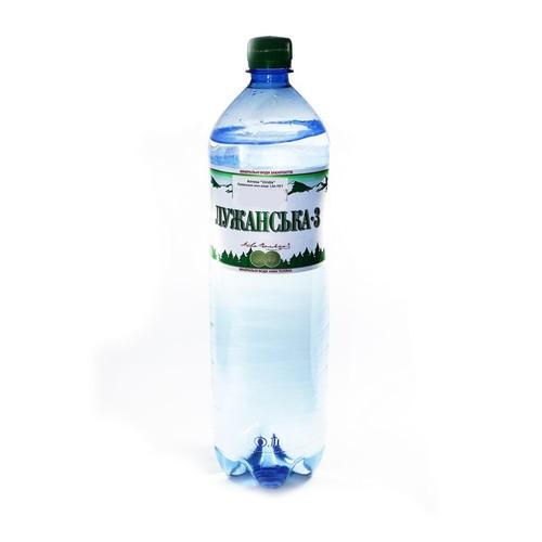 ПОЛЯНА ЛУЖАНСКАЯ мин. вода 1,5л (пэт)