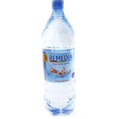 РЕМЕДІА Вода дитяча питна 1,5л