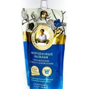 РЕЦЕПТЫ БАБУШКИ АГАФЬИ Бальзам для волос Увлажнение и Восстановление Морошковый 500мл