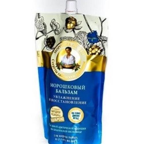 РЕЦЕПТИ БАБУСІ АГАФІЇ  Бальзам для волосся  Зволоження і Відновлення Морошковий 500мл купити в Житомире