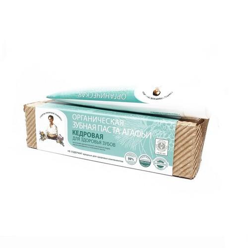 РЕЦЕПТИ БАБУСІ АГАФІЇ Паста зубна Кедрова 75мл купити в Харкові