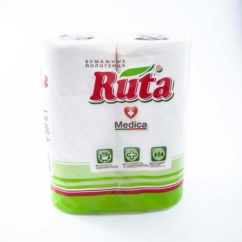 РУТА рушники паперові  Ruta Medica 2 шт. купить в Ирпене