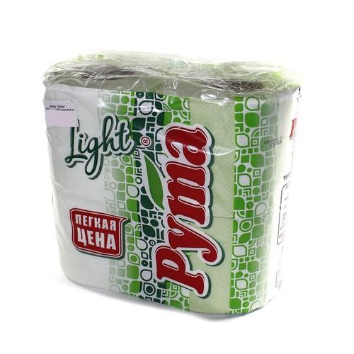 РУТА т/папір LIGHT зелений 4 шт купить в Броварах