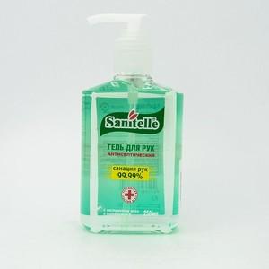 Sanitell Гель д/р антисептз вітаміном Е, з екстрактом алоє 250 мл