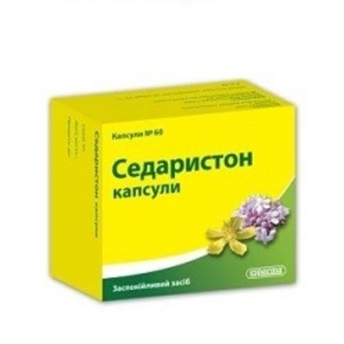 СЕДАРИСТОН КАПС. №60 купить в Киеве