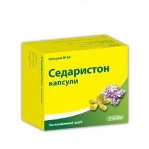 СЕДАРИСТОН КАПС. №60