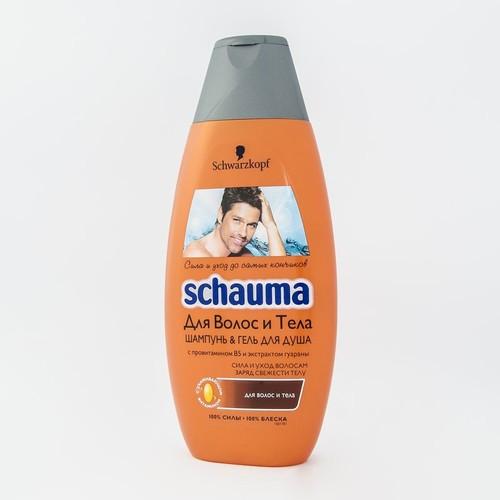 ШАУМА Шампунь для волосся і тіла 380г. купить в Харькове