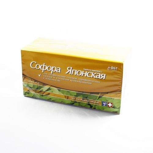 СОФОРА ЧАЙ Ф/П 1,5Г №20