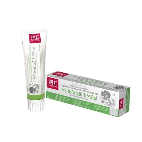СПЛАТ Professional зубная паста Лечебные травы 100мл купить в Броварах