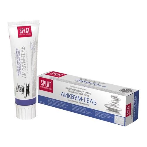 СПЛАТ Professional зубная паста Ликвум-гель 100мл купить в Славутиче