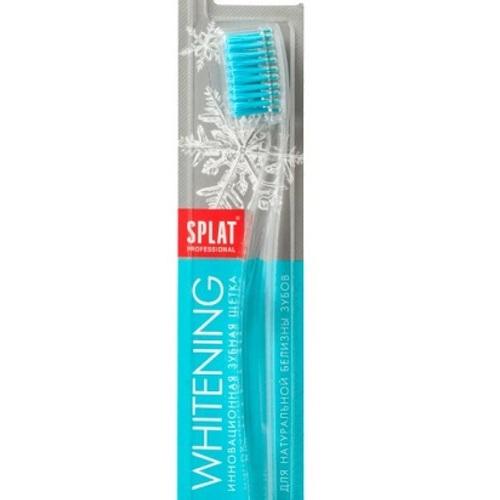 СПЛАТ зубная щетка  Professional WHITENING Medium/Отбеливающая, средняя