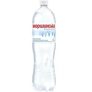 МОРШИНСКАЯ мин.вода 1,5Л (ПЭТ) н/газ.