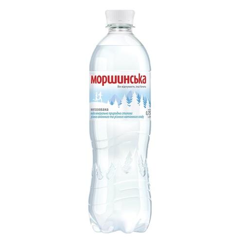 МОРШИНСКАЯ мин.вода 0,75 (ПЭТ) н/газ.