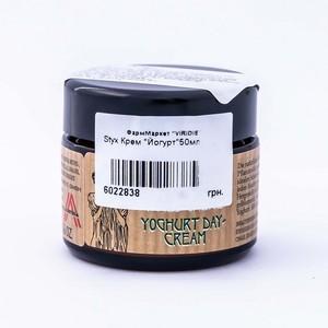 СТІКС Крем д/обличчя Йогурт 50мл