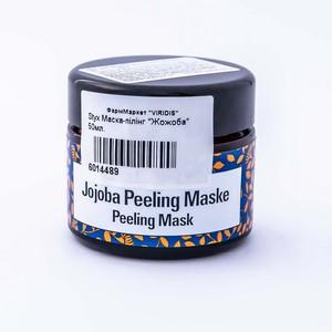 СТИКС Маска-пилинг д/лица Жожоба 50мл