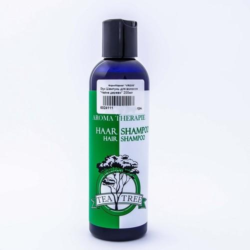СТІКС Шампунь д/волосся Чайне дерево 200мл купити в Житомире