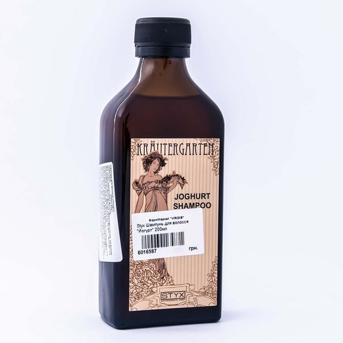 СТИКС Шампунь д/волос Йогурт для ежедневного ухода 200мл купить в Житомире