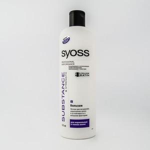 Syoss Бальзам Substanse&Strength д/норм.і тонкого вол.500мл.