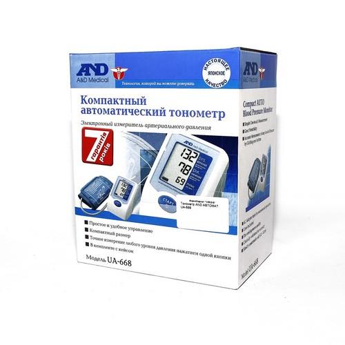 Тонометр AND АВТОМАТ UA-668 купить в Киеве