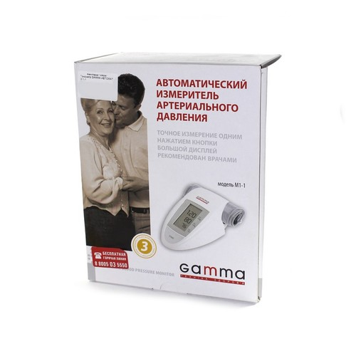 ТОНОМЕТР GAMMA АВТОМАТ M 1-1