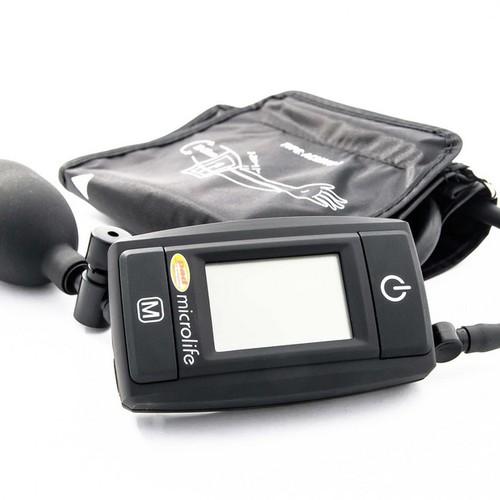 Тонометр MICROLIFE П/АВТОМАТ BP A 50 black купить в Киеве