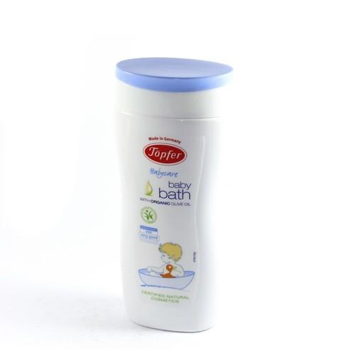 Topfer Рідина для ванни для дітей з органічною олією оливи,200мл