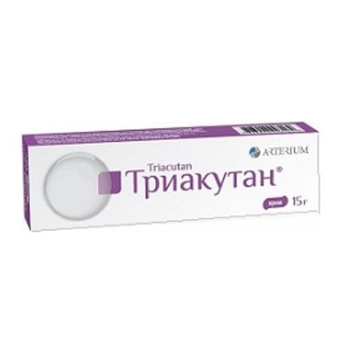 ТРИАКУТАН КРЕМ 15Г купить в Броварах