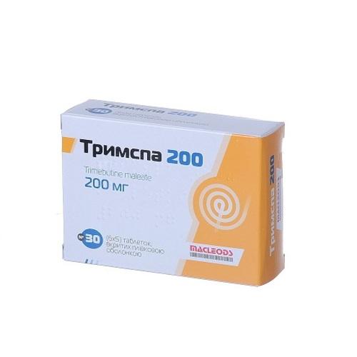 ТРИМСПА ТАБ. 200МГ №30