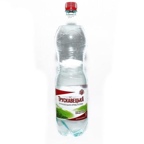 Трускавецкая мин.вода 1,5л сил/газ купити в Харкові
