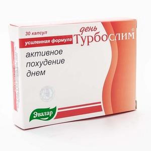 ТУРБОСЛИМ ДЕНЬ УСИЛЕННАЯ ФОРМУЛА КАПС. 0,3Г №30