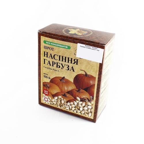 ТЫКВЫ СЕМЯН ШРОТ 300Г купить в Харькове