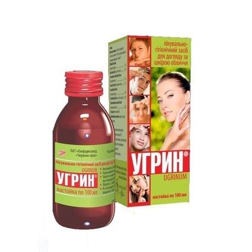 УГРИН НАСТОЙКА 100МЛ купить в Киеве