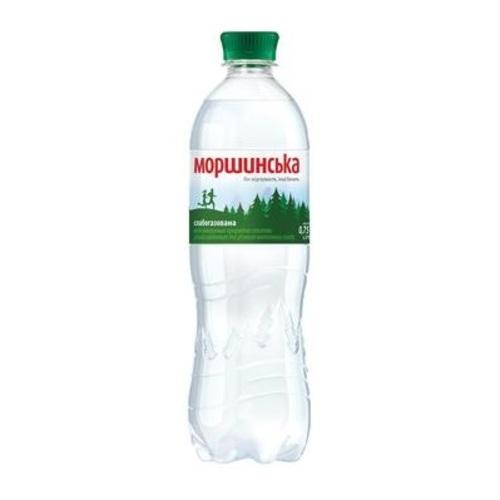 МОРШИНСКАЯ мин.вода 0,75 (ПЭТ) сл/газ.
