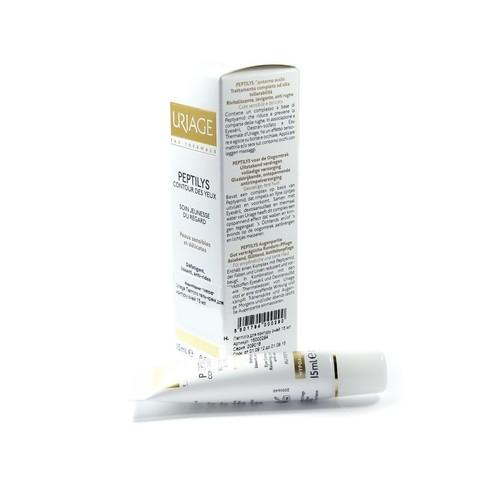 Uriage Пептіліз гель-крем для контуру очей 15 мл купити в Ирпене