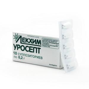УРОСЕПТ СУПП. №10