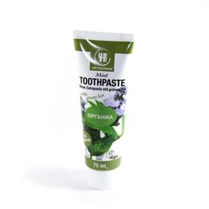 УРТЕКРАМ Зубная паста Зеленый чай/мята 75мл