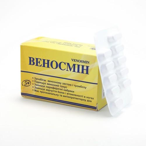 ВЕНОСМИН ТАБ. 500МГ №60 купить в Ирпене
