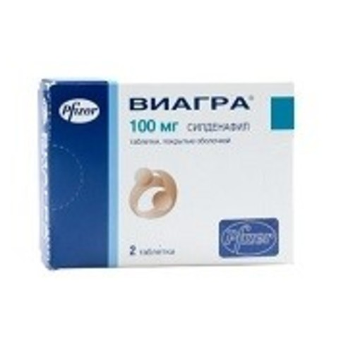 ВИАГРА ТАБ. 100МГ №2 купить в Славутиче