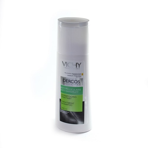 ВИШИ Деркос Живильний шампунь-догляд проти лупи д/сух.волосся фл.200мл. купить в Броварах