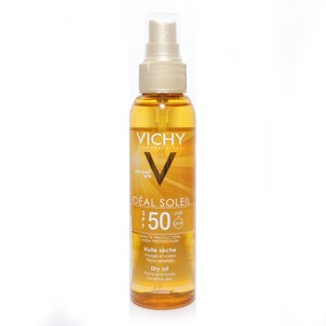 ВИШИ Идеаль Солей Солнцезащитное масло SPF 50 125мл
