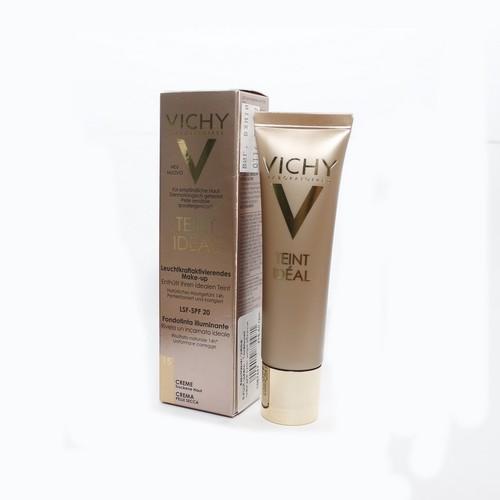 ВІШИ Ідеаль Тональний крем для сухої шкіри обличчя відтінок 15 30мл купити в Житомире