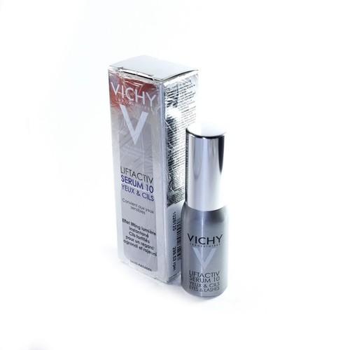 ВИШИ Ліфтактив Серум 10,високоефективна антивікова сироватка для обличчя, флакон 50мл