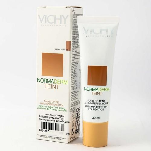 ВИШИ Нормадерм Тон тональное средство для проблемной кожи №35 песочний тюбик 30мл
