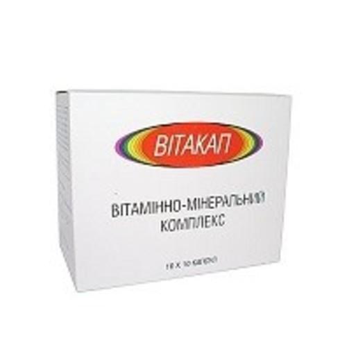 ВИТАКАП КАПС. №100 купить в Киеве