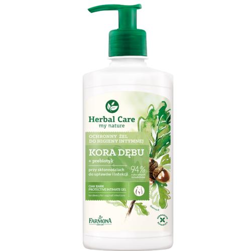 ХЕРБАЛ КЕА Гель для интимной гигиены защитный Кора дуба 330мл - фото 1 | Сеть аптек Viridis
